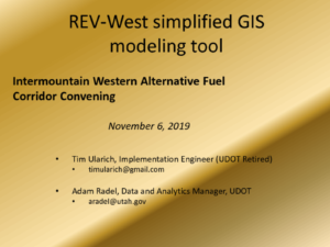 thumbnail of Alt Fuels Mapping_Ularich_FHWA_2019