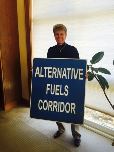 Diane Turchetta and Alt. Fuel Corridors